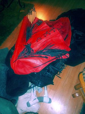 Genuine leather jacket small for Sale in Mesa, AZ