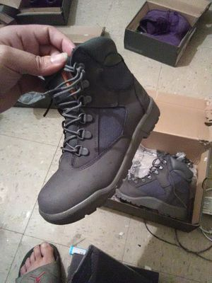 Greay high top timberlands for Sale in New York, NY