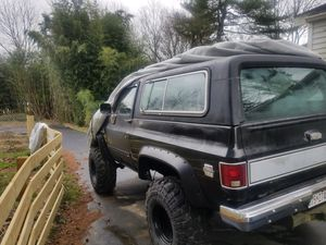 Negotiable 1981 Chevy K5 Blazer for Sale in North East, MD