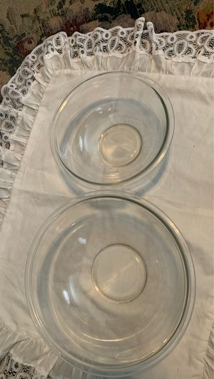 2- New Pyrex Glass Bowls (YES AVAILABLE) for Sale in Commerce City, CO