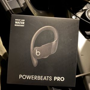 Dr.Dre PowerBeats Pro In Black for Sale in Jamul, CA