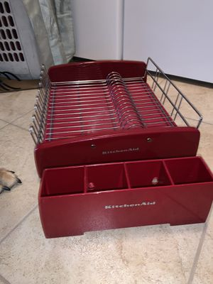 Kitchen aid dish drying rack for Sale in Austin, TX