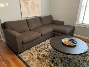 Crate & Barrel Sectional for Sale in St. Louis, MO
