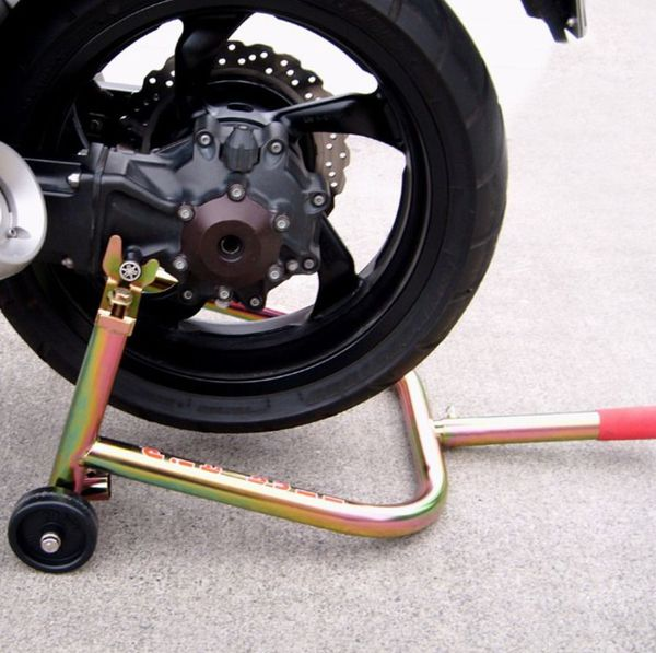 Pit bull motorcycle stand used
