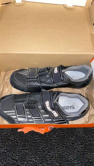 Carbon Fiber Shimano Road Biking shoes Size 7.5 for Sale in South Jordan, UT