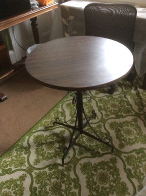 Iron base table for Sale in Philadelphia, PA