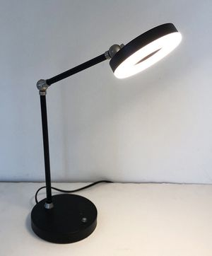 (NEW) $15 LED Desk Lamp Dimmable Office Table Reading Light w/ Adjustable Arm for Sale in El Monte, CA