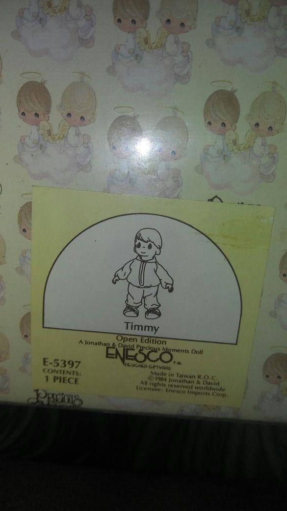 Timmy precious moments