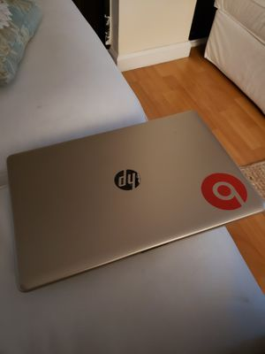 Hp laptop for Sale in Key Biscayne, FL