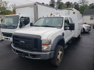 2008 Ford F450 Utility truck for Sale in Egg Harbor City, NJ