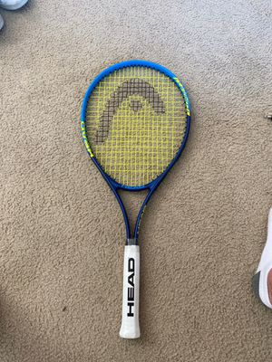 Brand new head tennis racket for Sale in San Diego, CA