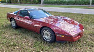 1986 Chevrolet Corvette C4 for Sale in FL, US