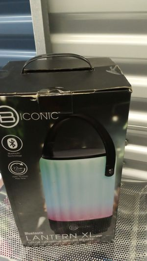 Bluetooth color changing wireless speaker for Sale in Tampa, FL