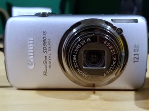 FREE Canon Powershot Camera - SD980 12.1MegaPixels for Sale in Alhambra, CA