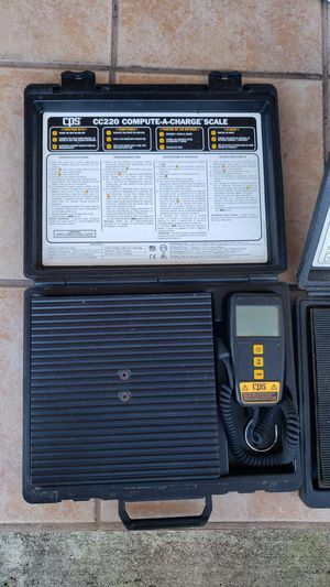 CPS 0-220lbs Scale for Sale in Miami, FL