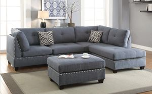 Sectional sofa W/Ottoman in offer for Sale in Orlando, FL