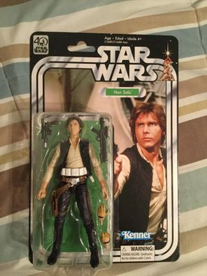 Star Wars black series Vintage style Han Solo for Sale in Laveen Village, AZ
