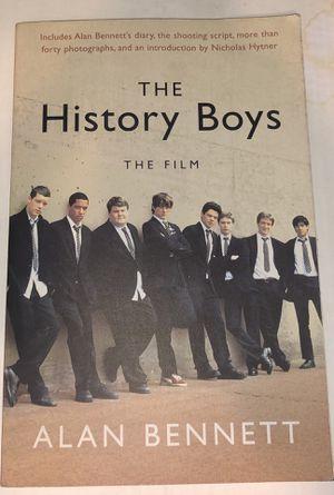 The History Boys The Film paperback book for Sale in Cedar Grove, NJ
