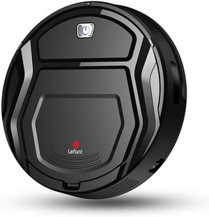Lefant Robot Vacuums, Automatic Robotic Vacuum Cleaner Small Body,Self-Charging,1500Pa Powerful Suction for Sale in San Jose, CA