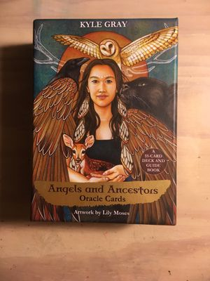 Angels and Ancestors Oracle Cards for Sale in Modesto, CA