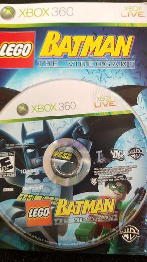 Batman Lego xbox360 for Sale in Miami, FL