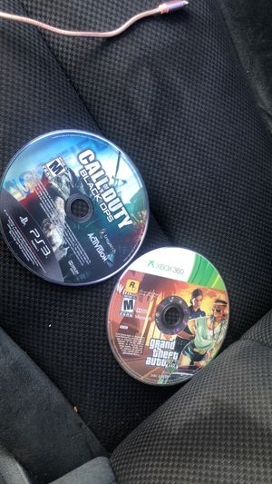 PS3 game and Xbox 360 game for Sale in Winter Haven, FL