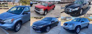 Carros con las 3 B's for Sale in Carrollton, TX