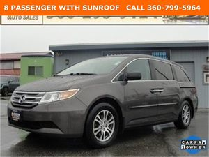 2013 Honda Odyssey for Sale in Monroe, WA