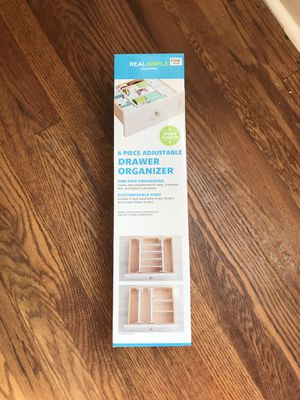 Plastic Drawer Organizers for Sale in Piedmont, SC