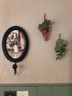 All grape themed decor for Sale in Rockford, IL
