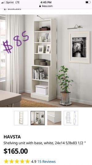 IKEA HAVSTA shelves for Sale in Keller, TX