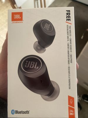Brand new JBL Free Wireless Head phones for Sale in Claremont, CA