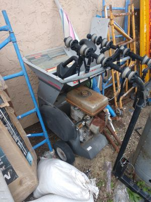 Wood chipper good motor for Sale in Carlsbad, CA