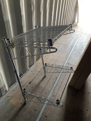 Wall hung wire shelves for Sale in Colorado Springs, CO