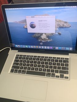 "MacBook Pro 15"" for Sale in Tallahassee, FL"