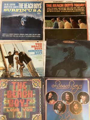 Beach Boys on LP Vinyl Records -all six for Sale in Winter Springs, FL