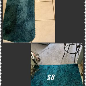 Teal Bathroom Rugs for Sale in Houston, TX