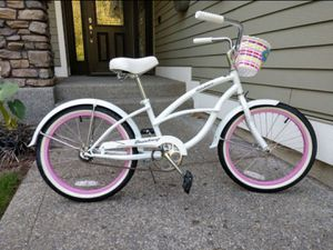 "Girls Beach Cruiser FirmStrong 20"" Bike for Sale in Renton, WA"