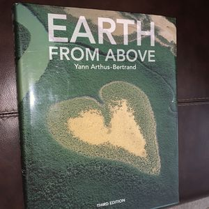 Book - Earth From Above for Sale in Yucaipa, CA