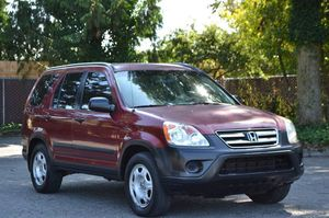 2006 Honda CR-V for Sale in Tacoma, WA