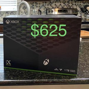 Xbox Series X - Brand new unopened for Sale in Haines City, FL