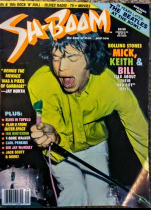 Sh Boom Magazine Aug 90- RARE for Sale in Phoenix, AZ