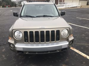 2007 Jeep Patriot for Sale in Reynoldsburg, OH