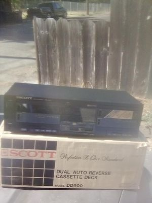Tape recorder for Sale in Castro Valley, CA