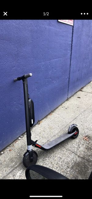 Ninebot es4 by Segway for Sale in Redmond, WA