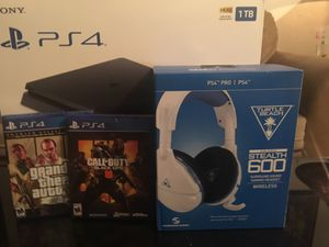 brand new never opened PS4 bundle for Sale in Las Vegas, NV