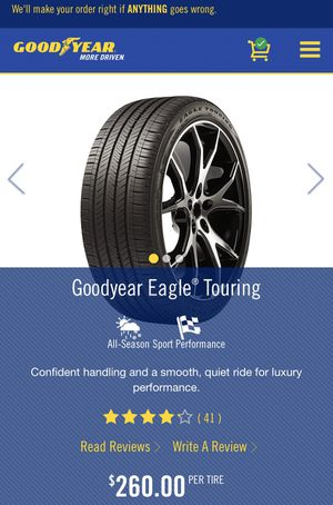 GOODYEAR TIRES FOR SALE! for Sale in Ruskin, FL