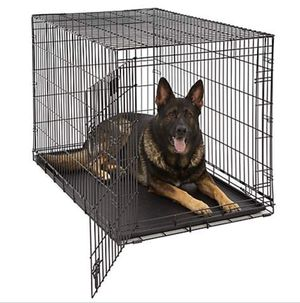 Large dog crate- barely used for Sale in Los Angeles, CA