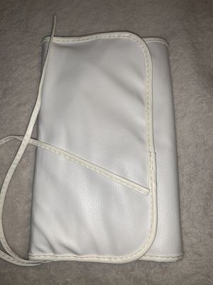Miss A Makeup Brush Foldable Holder White for Sale in Dallas, TX