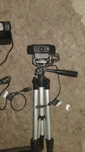 1080p Logitech 920 Camera/Webcam for Sale in Puyallup, WA